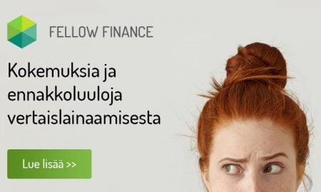Fellow Finance kokemukset ennakkoluulot vertaislainaaminen artikkeli