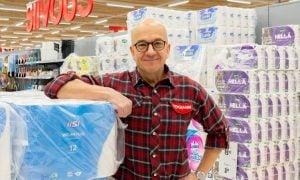 Mika Rautiainen toimitusjohtaja Tokmanni halpakauppaketju talous sijoittaminen