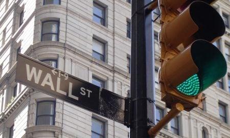 Wall Street pörssi liikennevalot kurssinousu osakkeet sijoittaminen