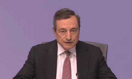 Mario Draghi EKP pääjohtaja talous