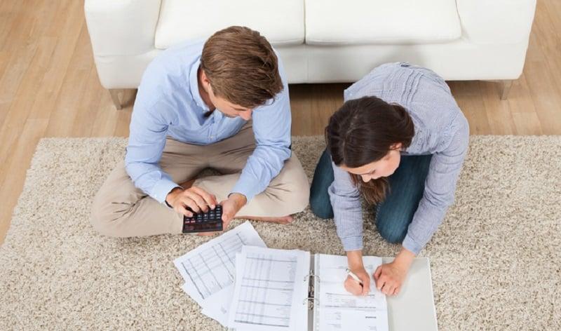 talouden suunnittelu laskelma luotto laina talous