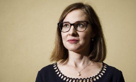 Keskuskauppakamarin johtava veroasiantuntija Emmiliina Kujanpä