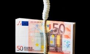 euro raha setelit talous