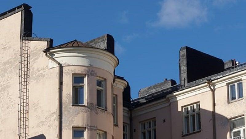kerrostalo Helsinki asuminen rakennus asuntomarkkinat talous