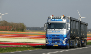 Volvo rekka-auto