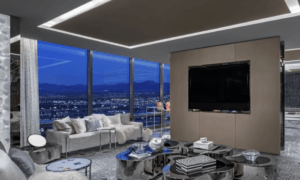 Palms Casino Resort Empathy Suite sviitti hotelli