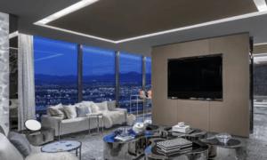 Palms Casino Resort Empathy Suite sviitti hotelli