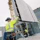 Skanska rakentaminen työmiehet rakennusmiehet talous