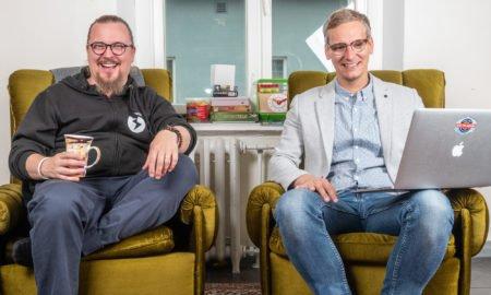 Tuomas Kylänpää ja Aki Karkulahti