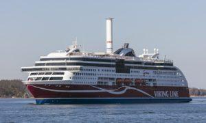 Viking Line matkustajalaiva laiva meri talous