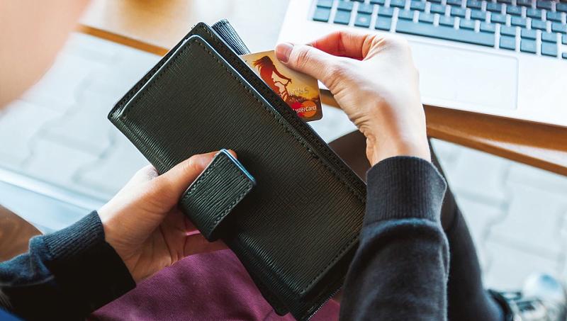 pankkipalvelut luottokortti pankkikortti lompakko talous