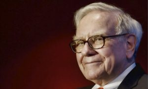 Warren Buffett sijoittaja ammattisijoittaja Omahan oraakkeli