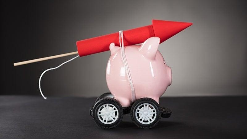 sijoittaminen säästäminen säästöt tuotto talous raha