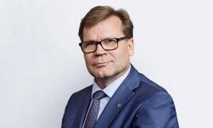 Kesko pääjohtaja Mikko Helander K-ryhmä