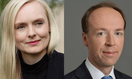 Maria Ohinsalo Jussi Halla-aho