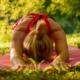 voimistelu venyttely rentoutuminen lepo keskittyminen