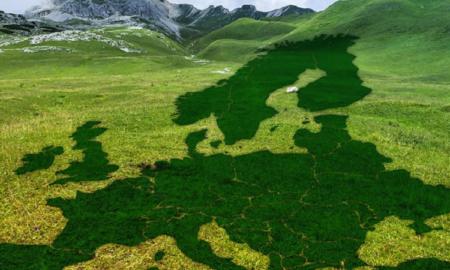 Eurooppa Green Deal ilmastosopimus ympäristö