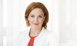 Keskuskauppakamarin varatoimitusjohtaja Anne Horttanainen. Kuva: Liisa Takala