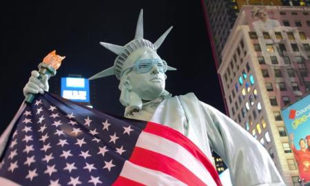 USA Yhdysvallat talous sijoittaminen lippu
