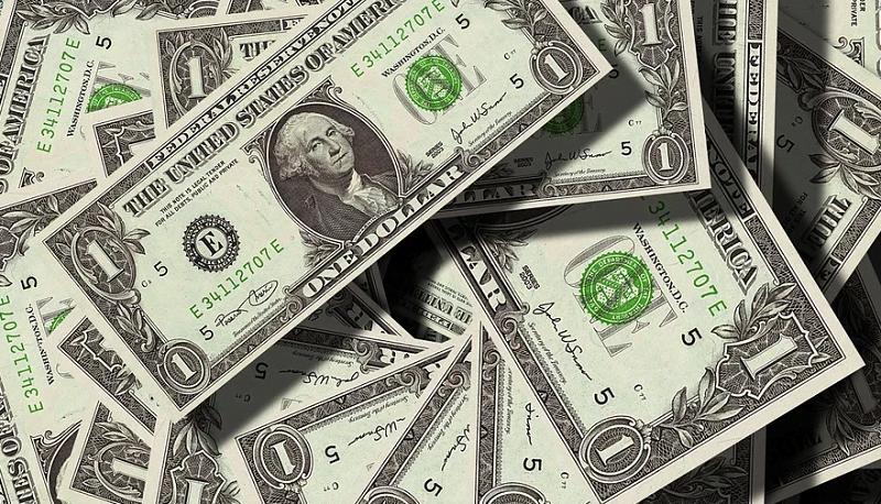 dollari valuutta valuuttakurssi USA