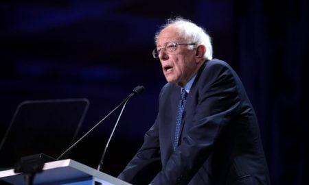 Bernie Sanders senaattori