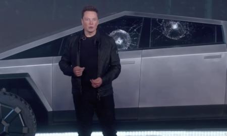 Elon Musk Cybertruck Tesla sijoittaminen talous autovalmistaja sijoittaja