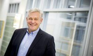 Raisio toimitusjohtaja Pekka Kuusniemi