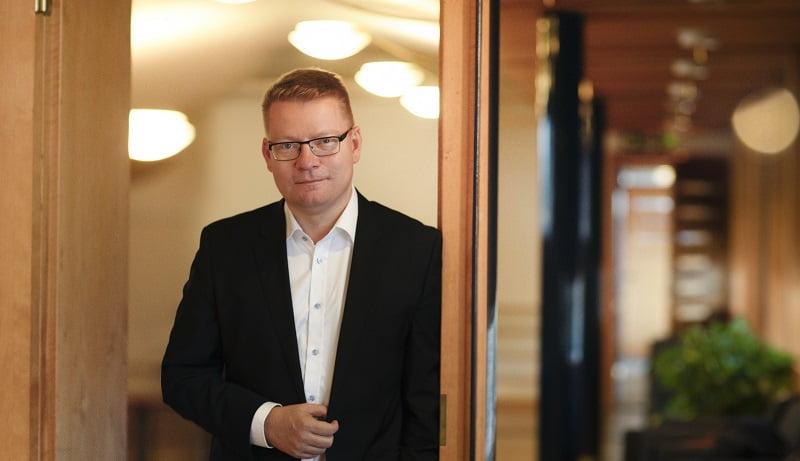 Timo Jaatinen metsäteollisuus talous