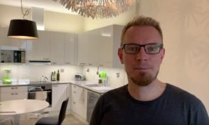 minimalisti Teemu Kunto asunto asuminen