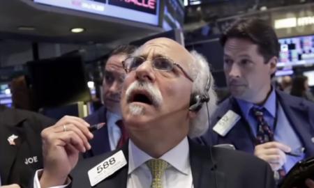 osakemarkkinat pörssi paniikki kurssilasku Wall Street