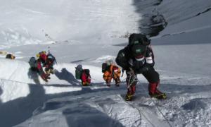 vuorikiipeily kiipeily kasvu vuoristo