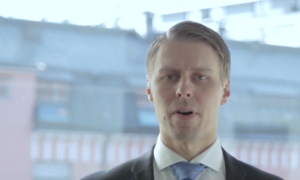 Antti Saari päästrategi Nordea