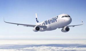 Finnair lentokone lento lentoyhtiö sijoittaminen