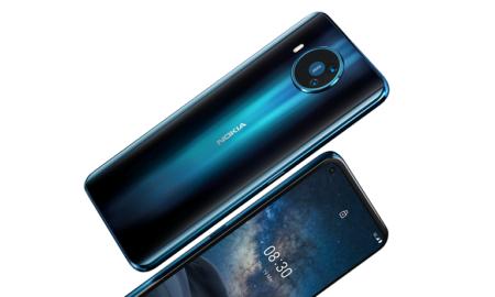 Nokia 8.3 matkapuhelin