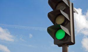 ostosuositus liikennevalot vihreä
