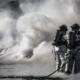 tulipalo kriisi katastrofi palomiehet sammutus kurssiromahdus taantuma