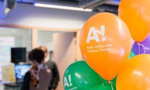 Aalto-yliopisto startup-center talous