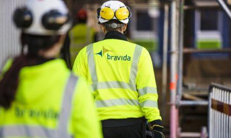 Bravida rakennustekniikka talous sijoittaminen