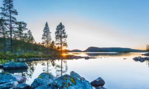 Tamturbo listautuminen listautumisanti pörssi järvi maisema