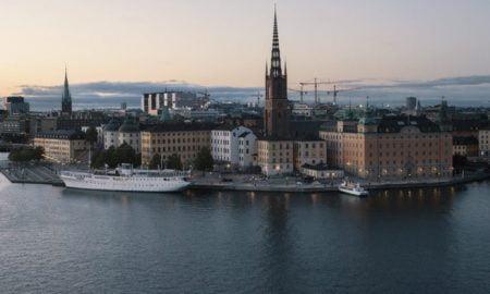 kaupunki talous rakennukset asunnot meri