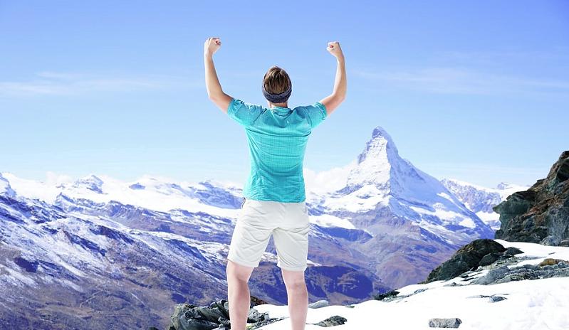 voittaja tuotto vuoristo kiipeily onnistuminen talous sijoittaminen