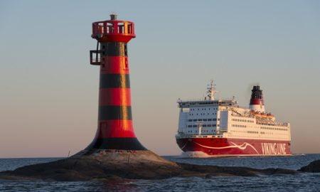 Viking Line laiva meri majakka matkailu