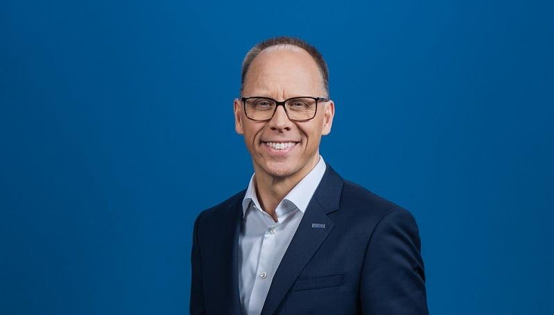 Nordea konsernijohtaja Frank Vang-Jensen