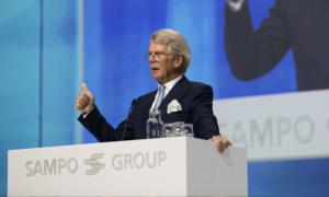 Björn Wahlroos Sampo finanssikonserni