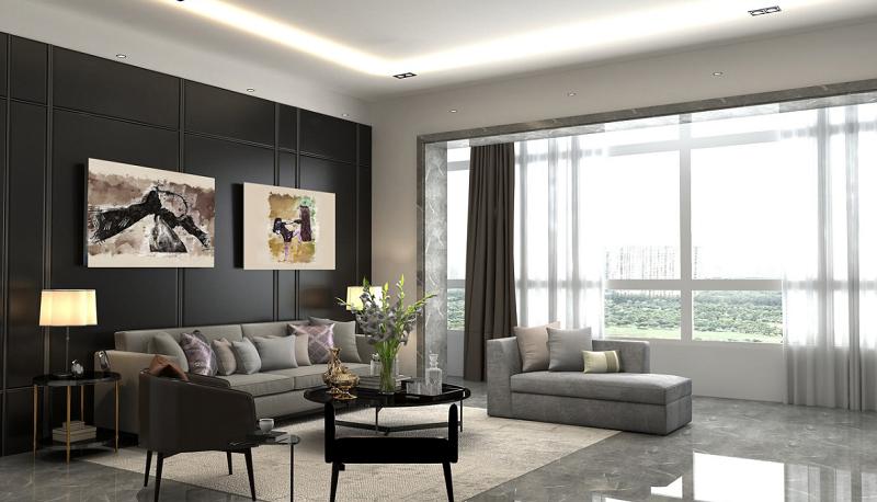 olohuone asunto huoneisto tilaratkaisu asuminen talous