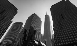 pilvenpiirtäjät New York talous sijoittaminen metropoli kaupunki USA