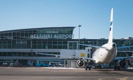 Finavia lentokentta Finnair lentoliikenne