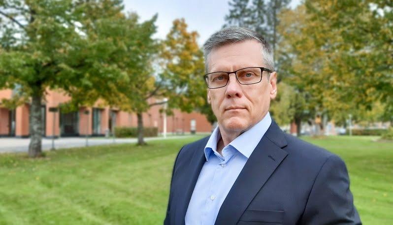 Juha Mäki väitöskirja tutkija