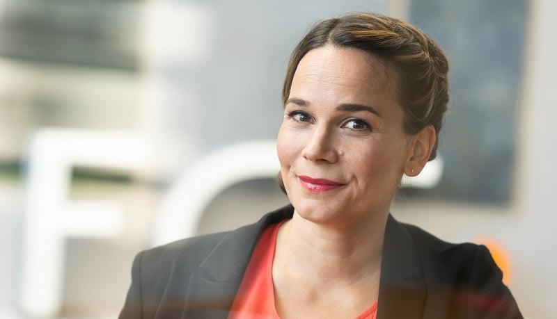 Mari Puoskari FCG toimitusjohtaja