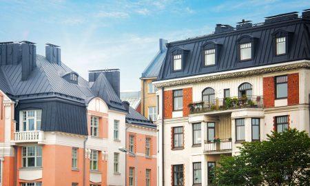 kerrostalot asunnot asuntomarkkinat asuminen kaupunki Helsinki